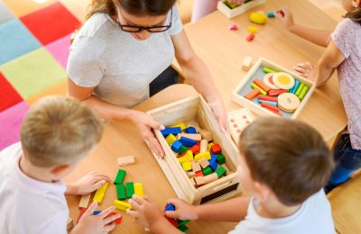 Why is it important for preschoolers to play?